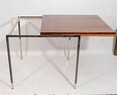 Foldout Table Fantastic Fold Out Rosewood Dining Table At 1stdibs