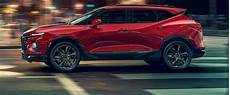 2019 Chevrolet Lineup by The 2019 Chevrolet Blazer Is Back And It Looks Like A