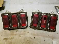 1969 Mustang Flush Lights 1969 Ford Mustang Mach 1 Boss 302 Lights Complete