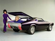 1970 ford mustang milano concept muscle hot rod rods