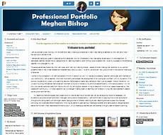 Personal Development Portfolio Sample Create Career Portfolios For Teachers Students Educators