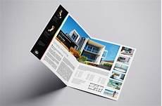 Brochures For Real Estate Real Estate Brochure Template Brochure Templates
