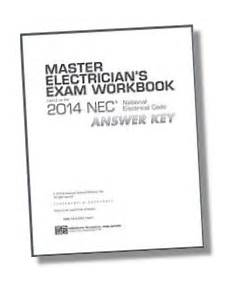 Master Electrician S Exam Workbook Based On The 2014 Nec