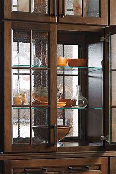 cabinets with glass shelves cabinetry
