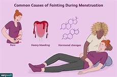 Can Stress Make Your Period Light Why You May Faint During Your Period