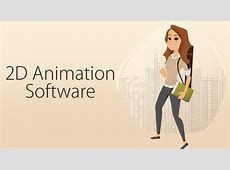 2D Animation Software   Top 5 Animation Software For Beginners