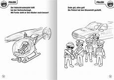 playmobil polizei ausmalbilder