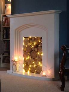 Decorate Fireplace Lighting Image Result For Fireplace Wood Decorative Lights Faux