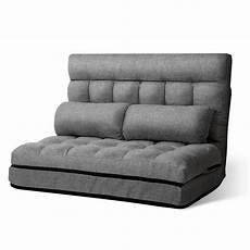Floor Sofa Bed 3d Image by Artiss Lounge Sofa Bed Floor Recliner Chaise Chair