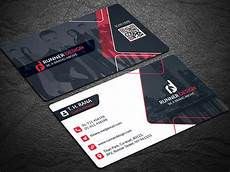 Visiting Card Format Download Free Free Business Card Download On Behance