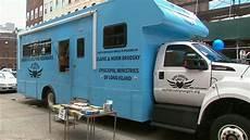 island soup kitchens soup kitchen on wheels named angelmobile serves