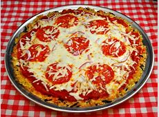 Tonight's Dinner: Wild rice pizza recipe