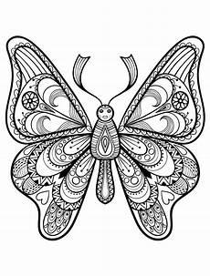 Malvorlage Schmetterling Erwachsene Ausmalbilder Schmetterling Und Raupe Malvorlagentv