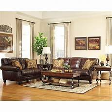 home decor traditional graydon park saddle living room set living room
