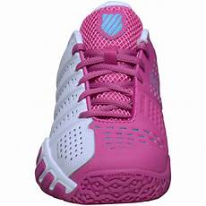 Light Tennis Shoes K Swiss Womens Bigshot Light 2 5 Omni Tennis Shoes White