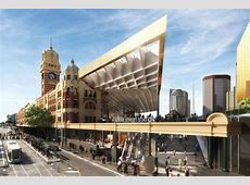 Australian train station attracts fierce competition