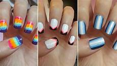Nail Art Easy Easy Nail Art For Beginners 5 Youtube