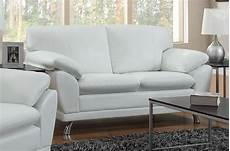 white leather loveseat a sofa furniture outlet los