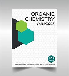 Chemistry Cover Page Designs Title Quot Organic Chemistry Notebook Quot Chemistry Book Design
