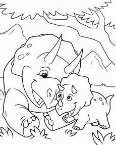 ausmalbilder dinosaurier triceratops kinder ausmalbilder