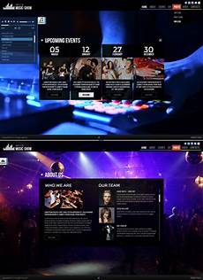 Music Html5 Template Music Show Html5 Photo Amp Video Gallery Template