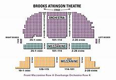 Brooks Atkinson Theatre Seating Chart Waitress Broadway Direct Gt Gt Direct Discount Gt Gt Broadticket Com