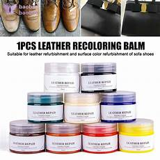 leather recolor repair gel scratch remover for