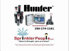 Sprinkler People Openings and Winterizing your sprinkler