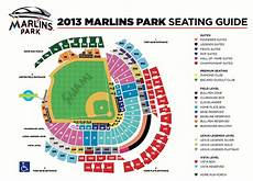Marlins Park Stadium Seating Chart Marlins Park Accessibility Guide Miami Marlins