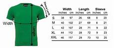 L Shirt Size Chart India Sizing Chart Heretic Wear India