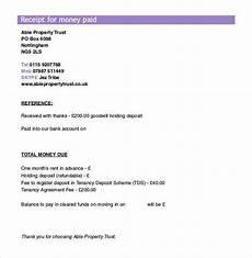 Receipt For Money Paid 31 Money Receipt Templates Doc Pdf Free Amp Premium