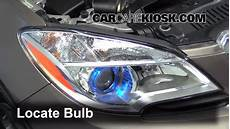 Buick Enclave Daytime Running Lights Coolant Flush How To Buick Encore 2013 2019 2014