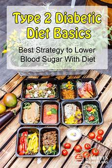 diabetic diet basics best strategy to lower blood sugar
