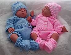 baby knitting pattern boys reborn dolls newborn to