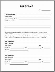 Vehicle Bill Of Sale Template Pdf Free Blank Bill Of Sale Form Pdf Template Form Download