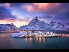 wallpaper 4k landscapes lofoten islands 4k