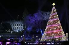 Washington Dc Christmas Lights 2017 National Christmas Tree Lighting 2017 Photos Wtop