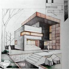 Architecture Design Drawing Techniques Colored Pencil Architectural Rendering Google Search