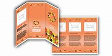 Free Brochure Templates For Word 2010 Microsoft Word Leaflet Template Free Brochure Template