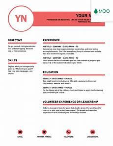 polished resume polished resume designed by moo