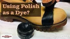 What Color Shoe Polish For Light Brown Shoes If I Use Black Shoe Polish On My Brown Boots Would It Make