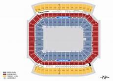 Citrus Bowl 2019 Seating Chart Camping World Stadium Capacity Size Cost Amp Seat Chart