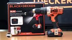 Black Decker Werkzeugkofferbilliger by Black Decker Lanzamiento De Taladros Atornilladores