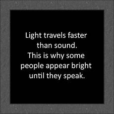 Light And Sound Which Travels Faster Gaytwogether Quot Light Travels Faster Than Sound This Is