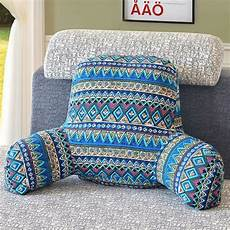 lounger back pillow sofa bed rest support cushion office