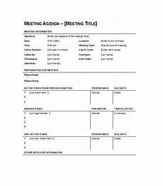Agenda Of Meeting Sample Format Meeting Agenda Template Agenda Template Meeting Agenda