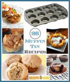 muffin tin recipes 26 easy recipes in a muffin tin