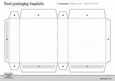 Packing Template Packaging Templates Google Search Printable Box