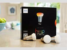 Control your lights from Notifications Center with Hue