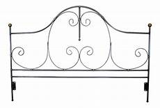 charleston forge quality iron king size headboard on